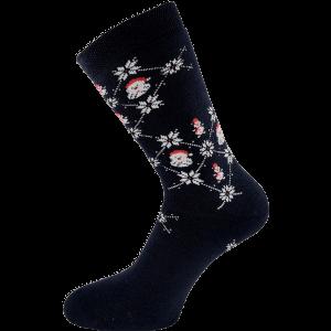Tople nogavice Božiček