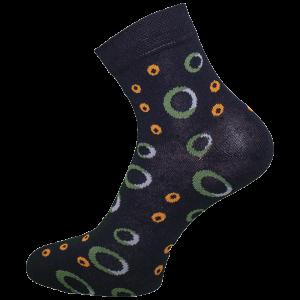 Mladostna nogavica nižji model – Krogi