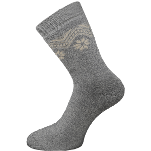 Tople nogavice Snežinka