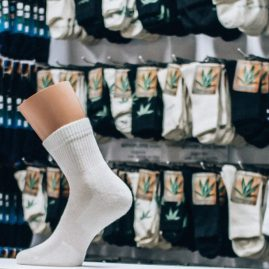 industrijska prodajalna nogavic