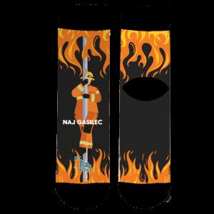 BOOM ŠTUMF – Naj gasilec