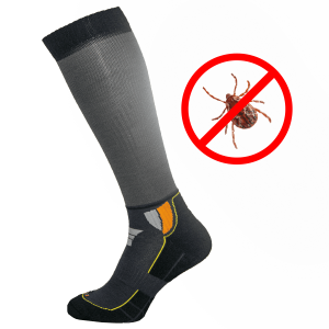 Nogavica, ki ščiti pred klopi in insekti